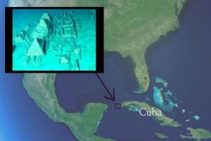 Miért titkolják a régészek az elsüllyedt várost Kuba partjainál?