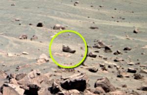 Ez most komoly? Valaki elhagyta a cipőjét a Marson