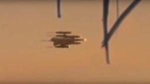 Különös videó az 51-es körzetből: ufót, vagy kémrepülőt teszteltek?