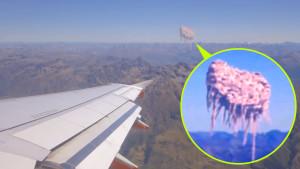 Organikus UFO, vagy egy hatalmas Hoax lebegett Új-Zéland felett?