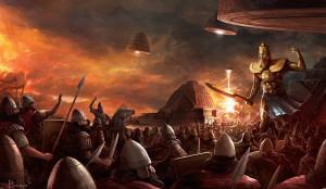 7000 éves földönkívüli leszállópályára bukkantak az iraki sivatagban