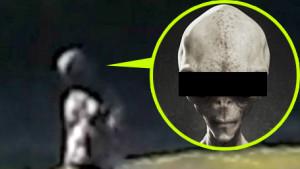 Meztelen földönkívüli támadt a gyanútlan kocogóra