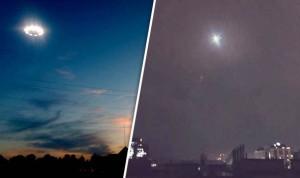 UFO-pánik Bécsben! Gyanús fénylő tárgyat videóztak a város felett!