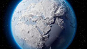 Minimum négy évünk van és itt az új jégkorszak!
