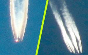 Hidegháborús harci műhold lőtt egy UFO-flottába