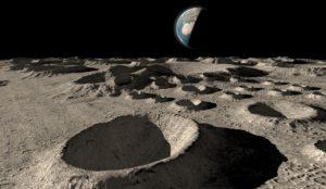 Újabb rejtélyes építményeket fedeztek fel a Hold egyik kráterében
