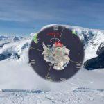 Egy repedés felfedte a titkos náci bázist az Antarktiszon?