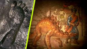 Az előző emberiségtől származhat a 290 millió éves emberi lábnyom