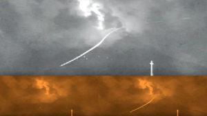 Ismeretlen entitás száguldozott a Popocatepetl vulkán webkamerája előtt