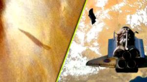 Saját árnyéka buktatta le a Mars körül keringő rejtélyes ősi műholdat