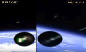 Tömeges észlelés: Egyre gyakrabban nyílnak UFO-térkapuk a Föld közelében