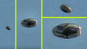 UFO-t fotózott a kertjéből, azóta pokol az élete…
