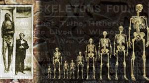 Több, mint 1000 beszámoló létezik amerika rejtélyes ősi óriásairól!