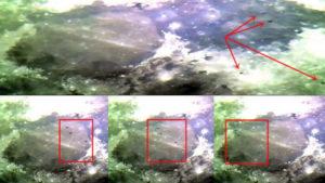 Nem hitt a szemének: UFO-flotta húzott el az amatőr csillagász távcsöve előtt