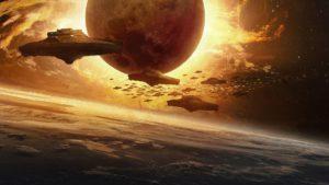 Véletlenül lefotózták: idegenek csatája zajlik a földközeli űrben…