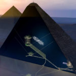Szenzációs felfedezés: hatalmas méretű titkos kamrát találtak a gízai nagy piramisban