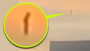 Az idegenek végre meglátogatták a Földet?