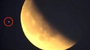 Rejtélyes objektumot videóztak a NASA szuperhold közvetítésén