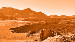 Rejtélyes fotó érkezett a Marsról! Itt az idegen élet bizonyítéka?