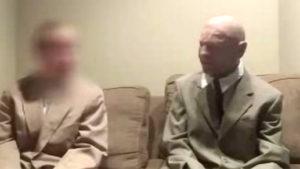 Videóra vették: Az 1982-ből érkezett időutazó találkozott a jelenkori énjével