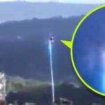 UFO-transzportálást videóztak a tikali piramistemplom romjainál