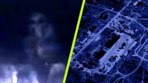Kiszivárgott videó: Földönkívüli támadás egy titkos orosz bázison
