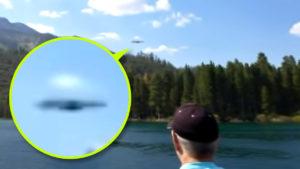 UFO repült bele a nevadai kirándulók panoráma videójába