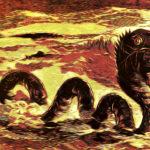 Szem nélküli mutáns víziszörny teteme vetődött partra Argentínában