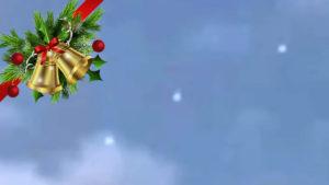Fehér fénygömböket észleltek karácsonykor Rochester felett