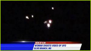 Kiment a nő az erkélyre levegőzni, UFO-videózás lett belőle…