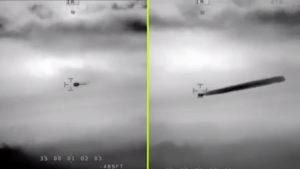 Videó készült arról, miként gerjesztik a felhőket az UFO-k