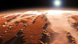 Elhagyott bányagépet fedeztek fel a Marson?
