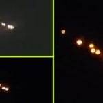 Lángolva zuhanó UFO-t videóztak Indiában